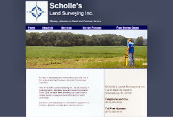 Scholle's Land Surveying Inc