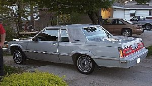1981 Ford Thunderbird
